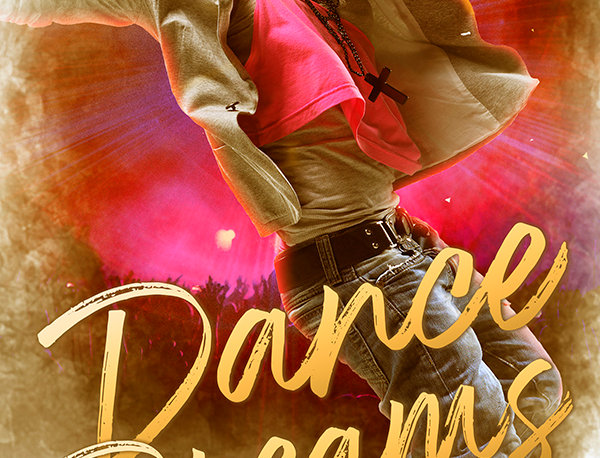 Premade Urban Romance Dance Book Cover