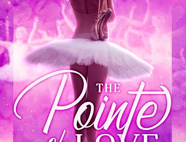 Premade Contemporary Ballet Romance Book Cover