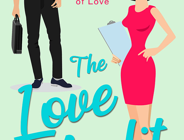 Premade Chick Lit Office Romance ebook cover
