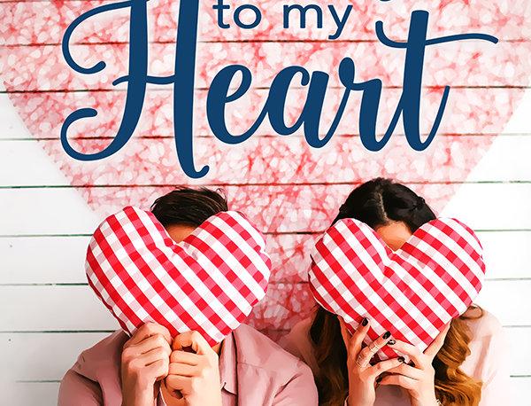 Premade Contemporary Romance Valentine's Day Book Cover