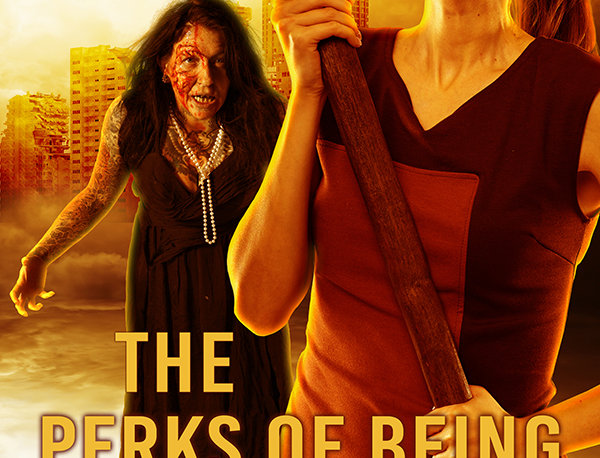 Premade Humorous Post-Apocalyptic Book Cover
