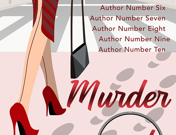 Premade Cozy Mystery Anthology Book Cover
