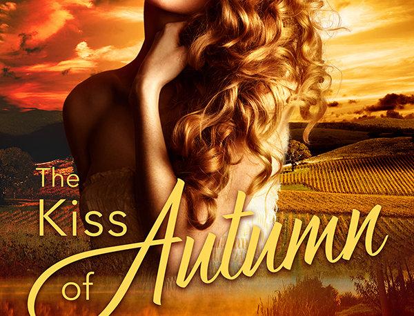 Premade Contemporary Romance Autumn Book Cover