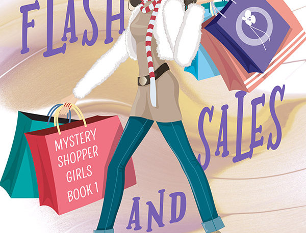 Premade Mystery Shoppers Cozy Mystery Book Cover