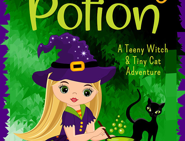 Premade Middle Grades Witch and Cat Series