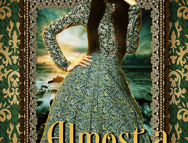 Premade Historical Romance Book Cover