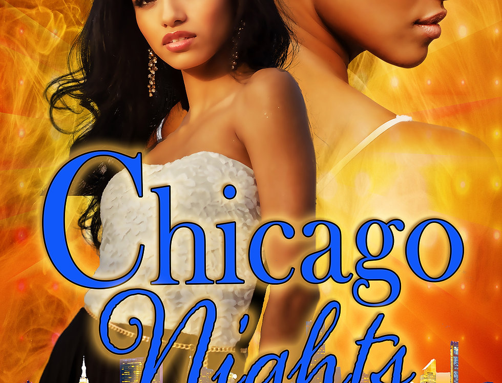 Premade African American Romance Book Cover