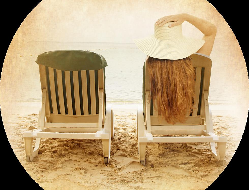 Premade Contemporary Beach Romance Vella Cover