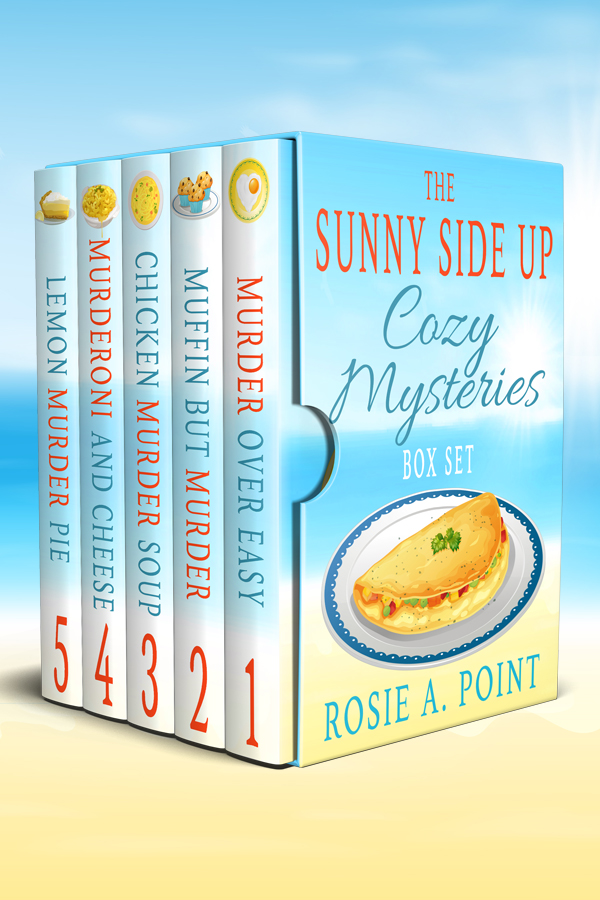 Sunny Side Up Cozy Mysteries Box Set