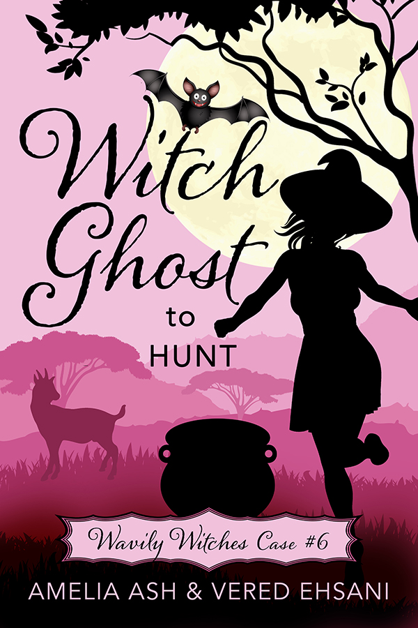 WitchGhostToHuntFACEBOOK_DLRCoverDesigns