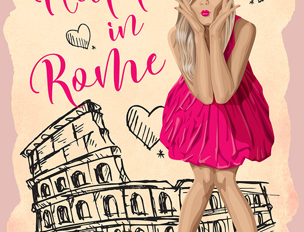 Premade Chick Lit Humorous Romance Book Cover