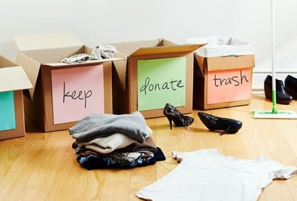Clear your clutter, shift your life