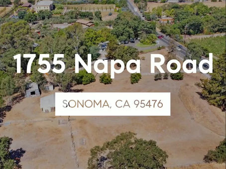 Kennel Property For Sale, Sonoma, CA