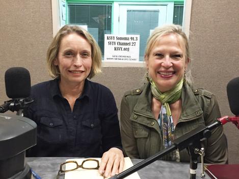 ERA Members Carol Young & Phoebe Brookbank on KSVY Radio