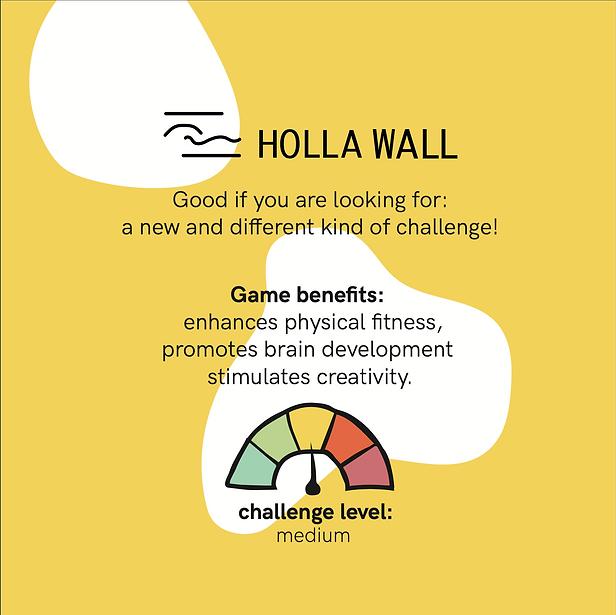 Holla Wall