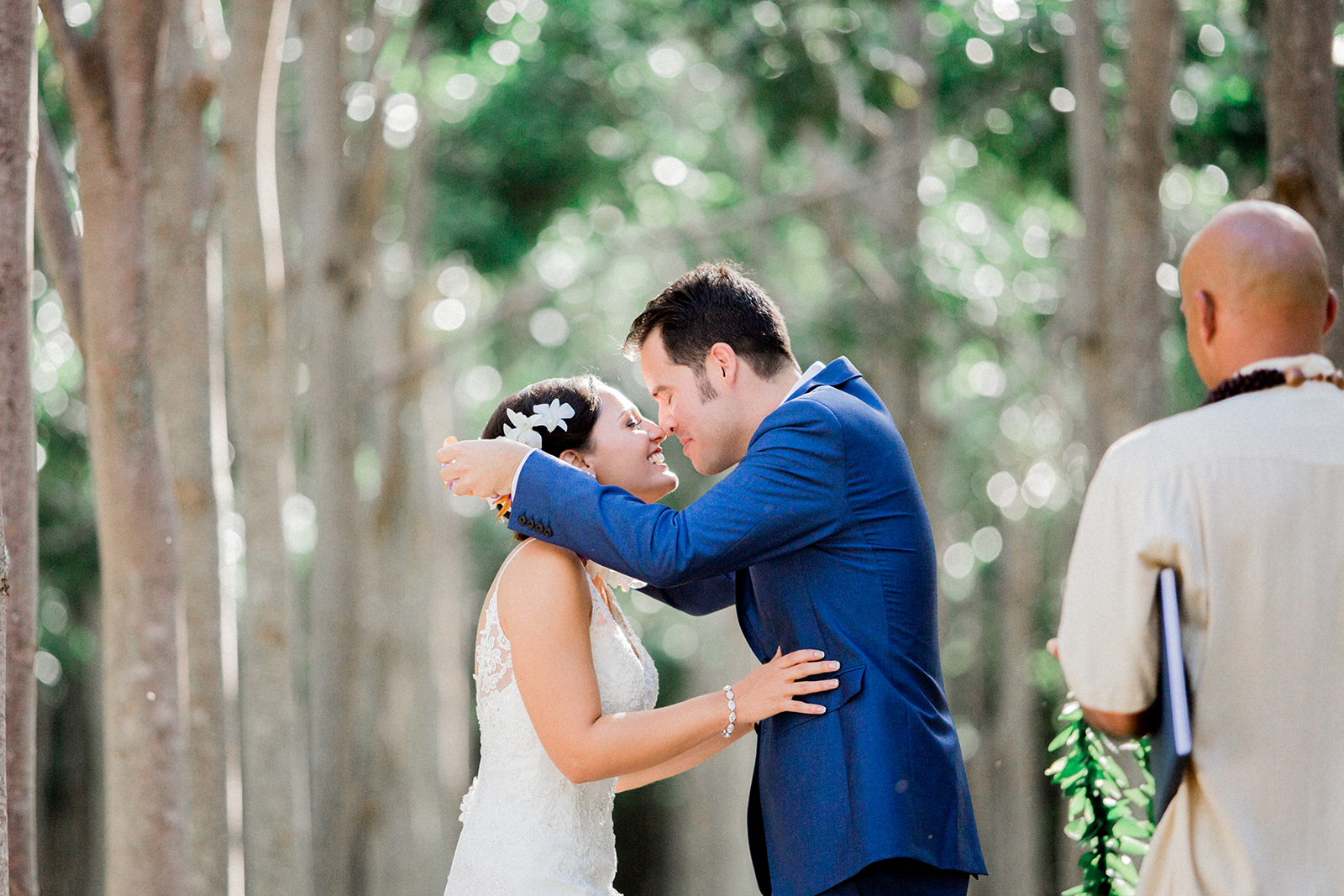 Na Aina Kai wedding