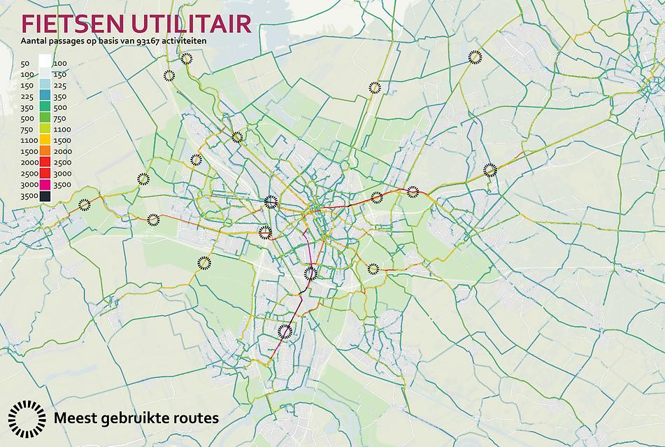 fietsdata appdata fietsen fietsroutes utrecht regio
