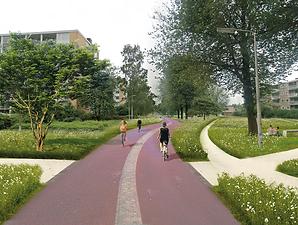 Amstelveen groene parkstraat.png