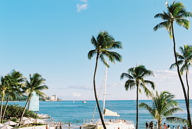Halekulani Oahu
