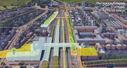 station 's-Hertogenbosch ontwikkelingen fietsenstalling fietsroutes