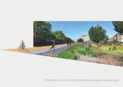 Brussel L10 snelfietsroute track-landscapes_voorstel