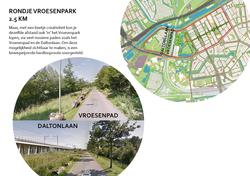 Vroesenpark hardlopen rotterdam NL 6