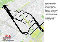 Den Haag_routekeuze fietsers