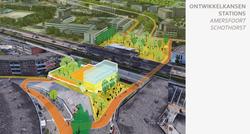 station amersfoort schothorst ontwikkelingen fietsparkeren
