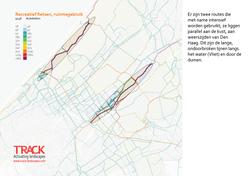Den Haag_ruimtegebruik recreatieve fietsers stad-land verbindingen