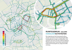 Hardlooproutes rotterdam data looproutes