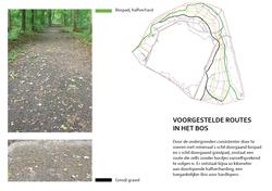 rotterdam kralingse bos voorstel routes