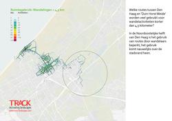 Den Haag_wandeldata stad-land verbindingen wandelen