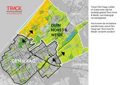 Den Haag_ruimtelijke opgave stad-land verbindingen