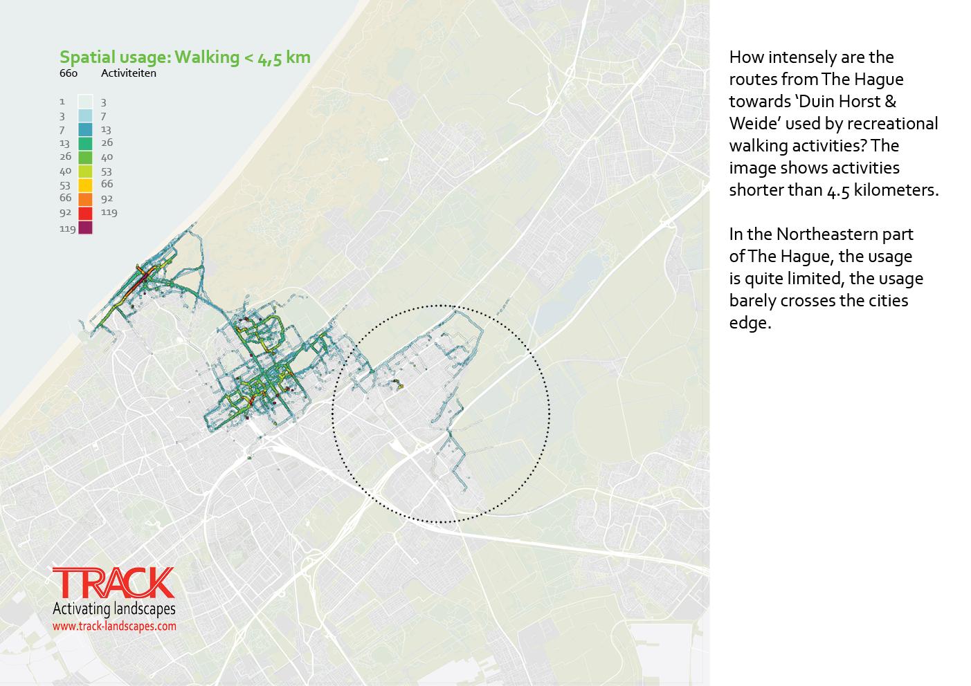 The Hague_pedestrian data