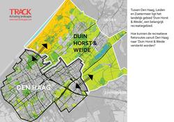 Den Haag en DuinHorstWeide stad-land verbindingen