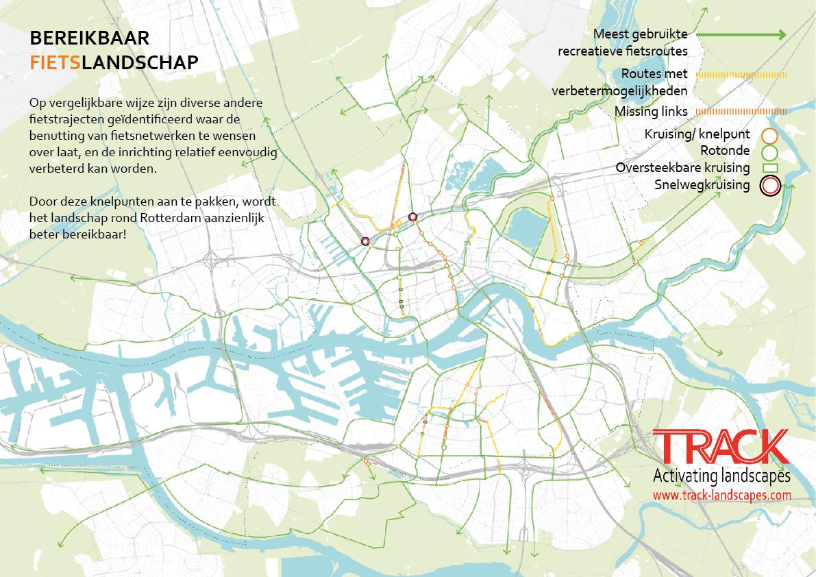 verbeterkansen recreatieve routes rotterdam track-landscapes
