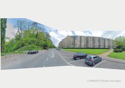 entree ingang Dudenpark track-landscapes