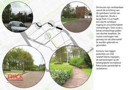 Den Haag_knelpunten fietsroutes park 't loo