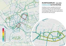 hardlooproutes zuiderpark rotterdam gebruik routes