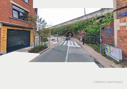 Graystraat Brussel_huidige_track-landscapes