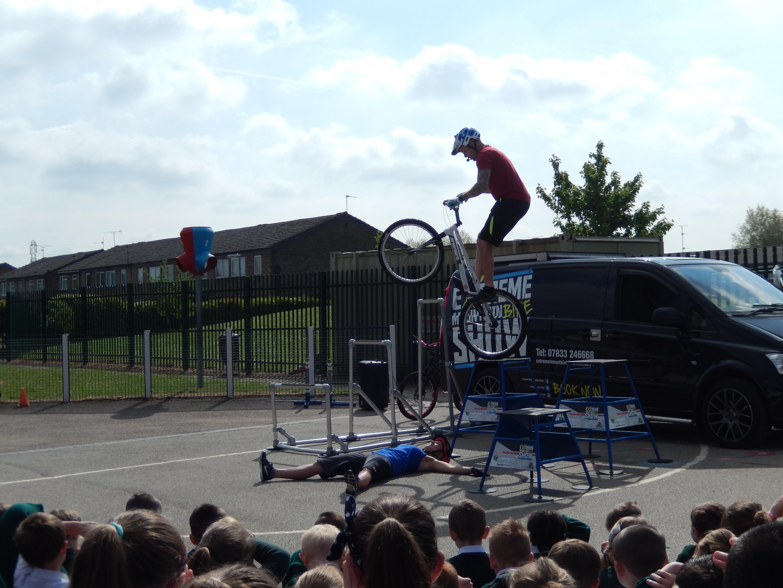 Extreme Bike Show