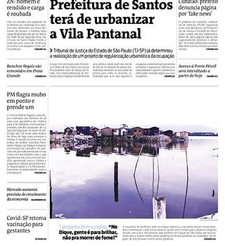 Diário do Litoral Arte no Dique18.05.21.
