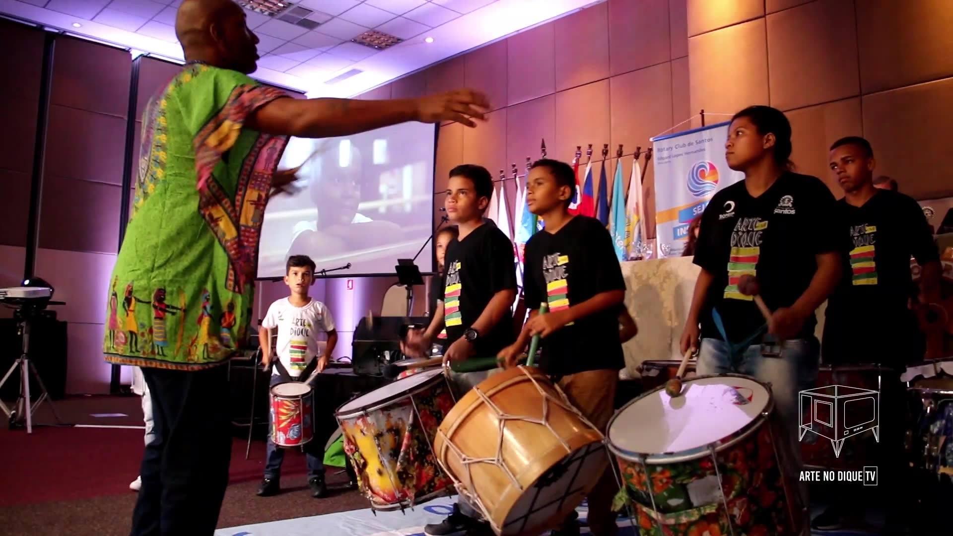 Coletivo Querô | Rotary Club de Santos
