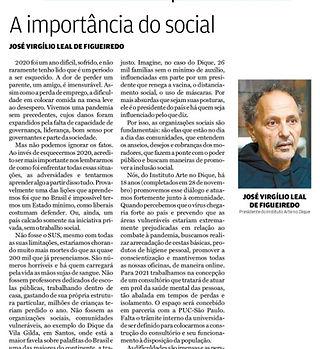 Jornal A Tribua Arte no Dique .jpg