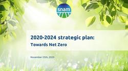 Snam Strategy Presentation
