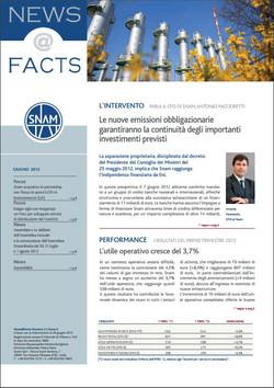 SNAM - News_Facts