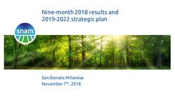 snam strategy 2018 1
