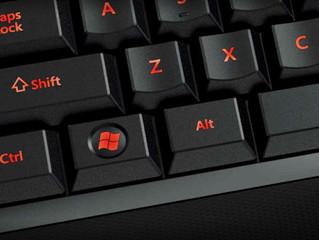 Saving Time with Keyboard Shortcuts