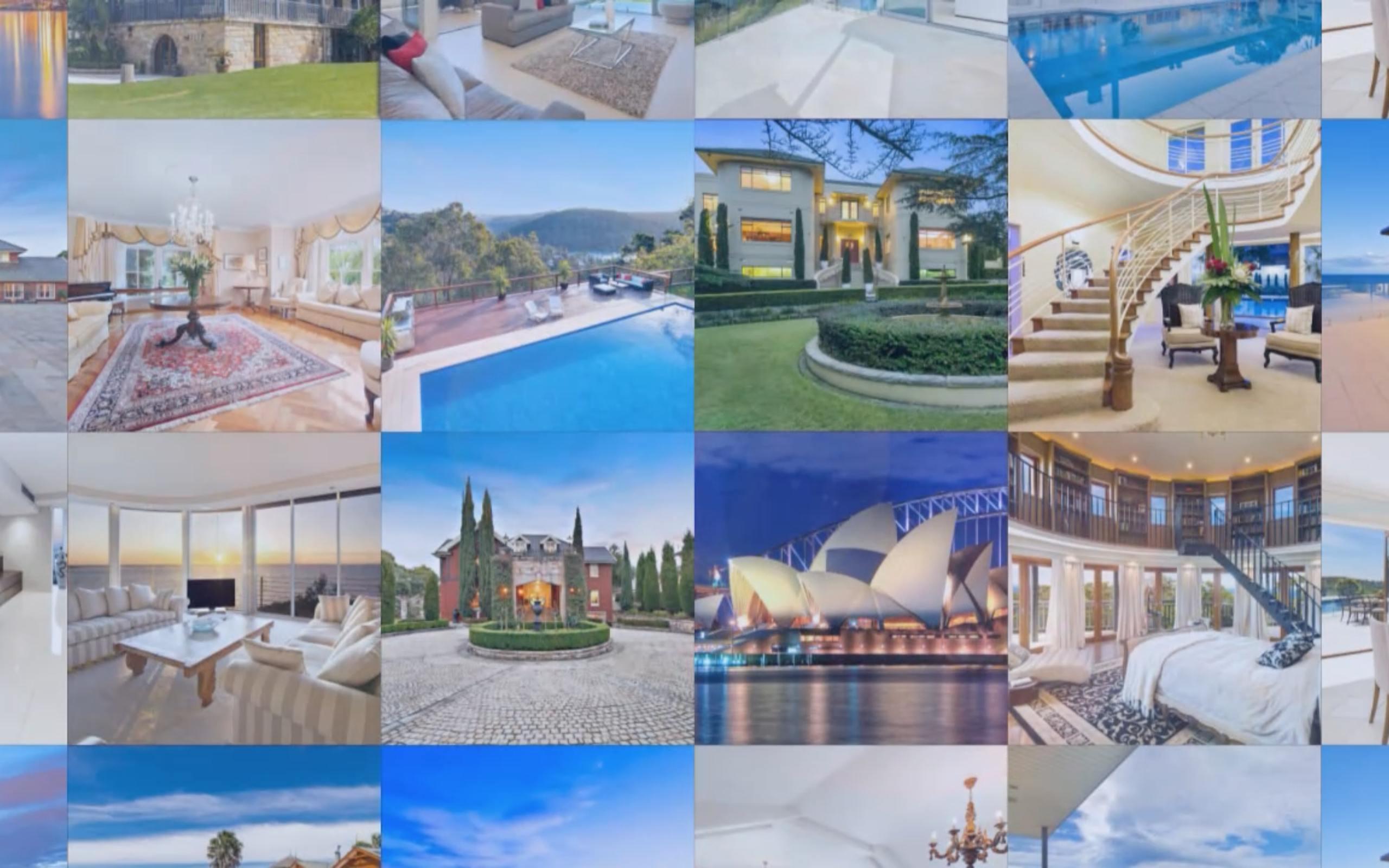 Many many more rare prestige estates