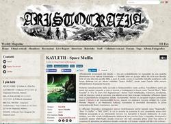 Review by Aristocrazia Webzine
